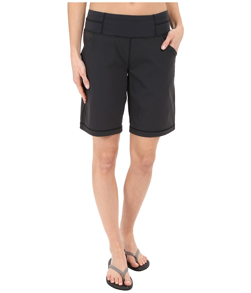 Lucy Do Everything Bermuda Fossil Womens Shorts