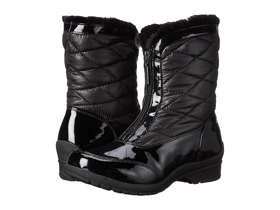 Maine Woods Jw 2203 Black Womens Boots
