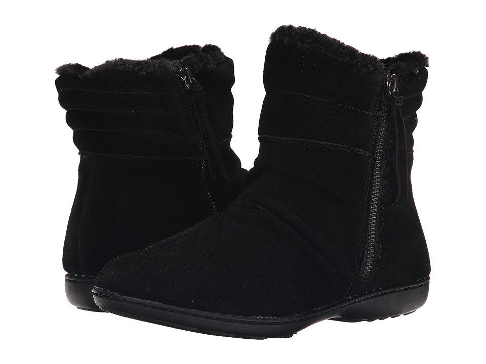 Maine Woods Marcelle Black Womens Boots