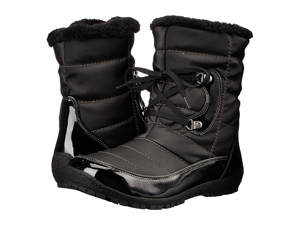 Maine Woods Kimberely Black Womens Boots