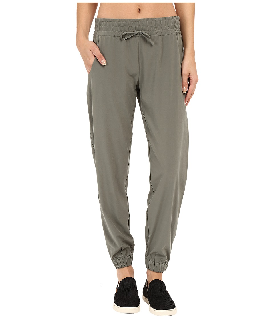 Lucy Do Everything Cuffed Pant Moss Green Womens Casual Pants