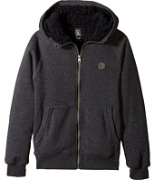 Volcom Kids - Pulli Zip Lined (Big Kids)