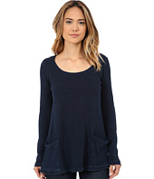 Miraclebody Jeans - Two-Pocket Thermal Tunic w/ Body-Shaping Inner Shell