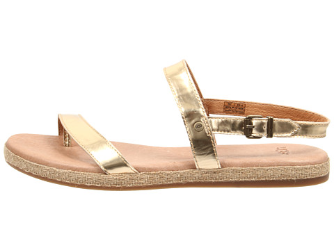 Ugg Brylee Soft Gold Patent 6pm Com