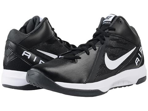 Nike The Air Overplay IX - Black/Anthracite/Dark Grey/White