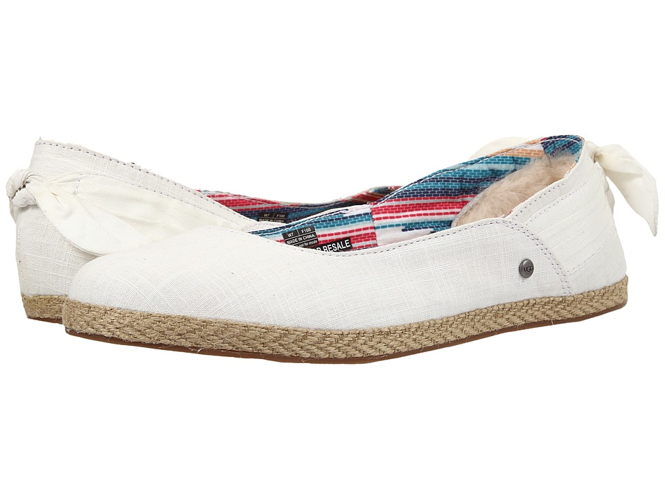 UGG Perrie (White Wall Canvas) Women