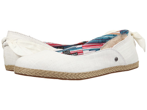 UGG Perrie - White Wall Canvas
