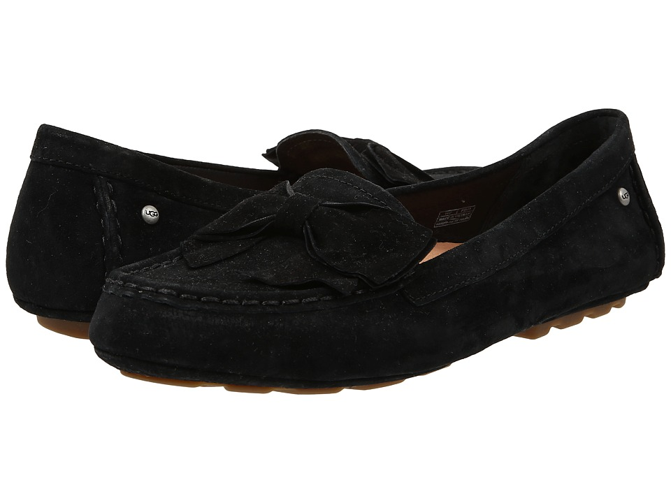 UGG - Lilliana (Black Suede) Women