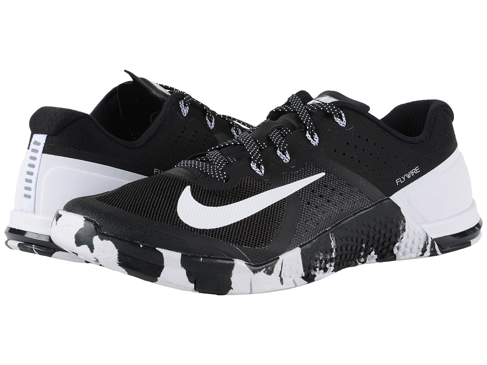 Nike - Metcon 2 (Black/White) Men
