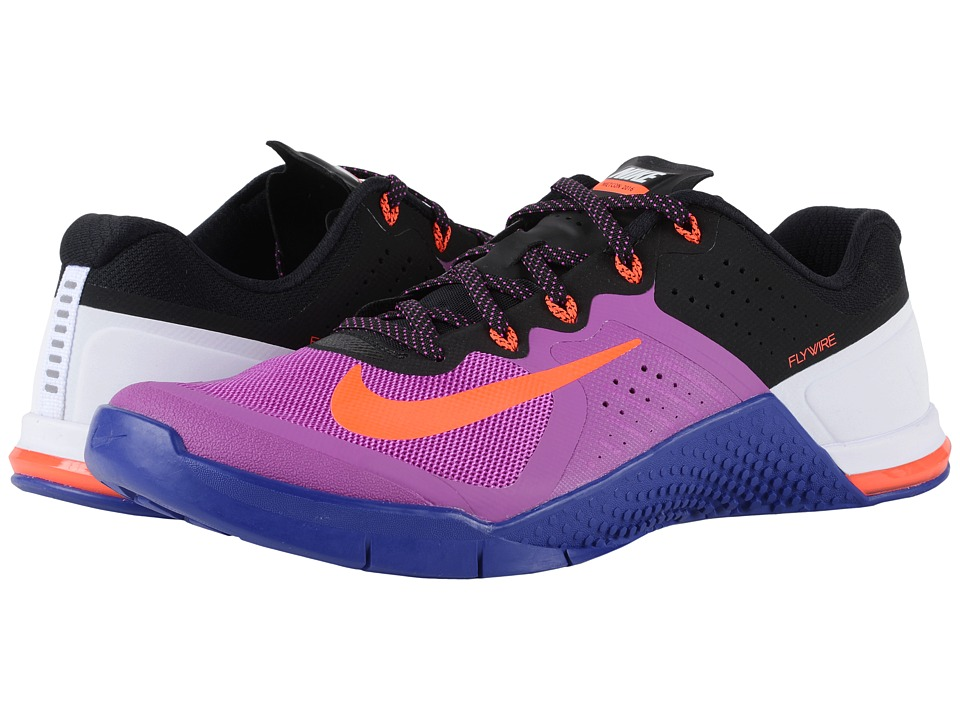 Nike - Metcon 2 (Hyper Violet/Concord/Black/Total Crimson) Men