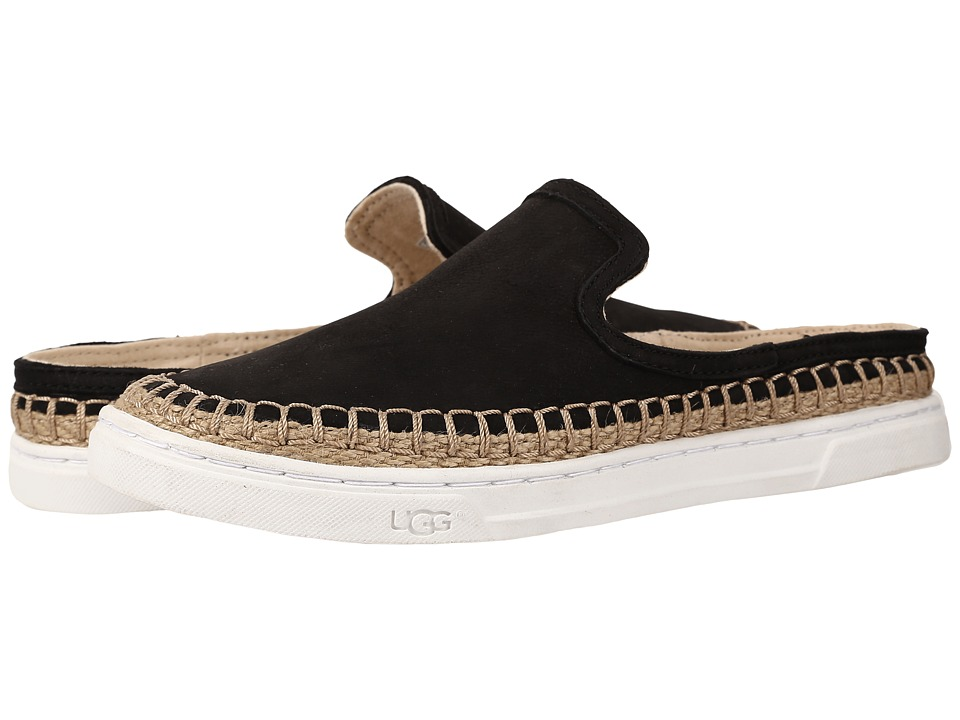 UGG Caleel (Black Leather) Women