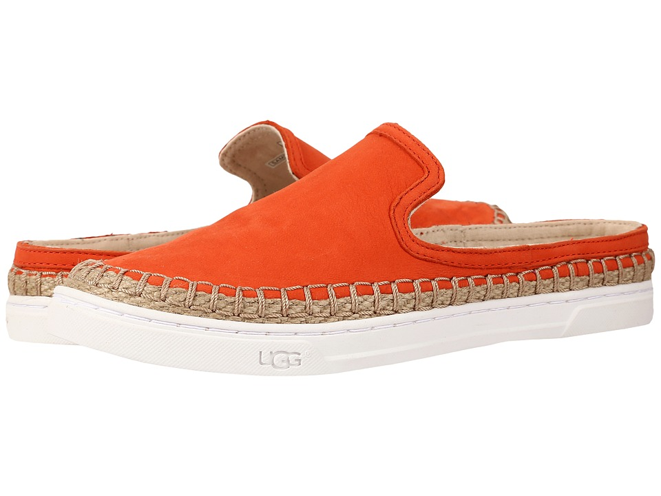 UGG - Caleel (Hazard Orange Leather) Women