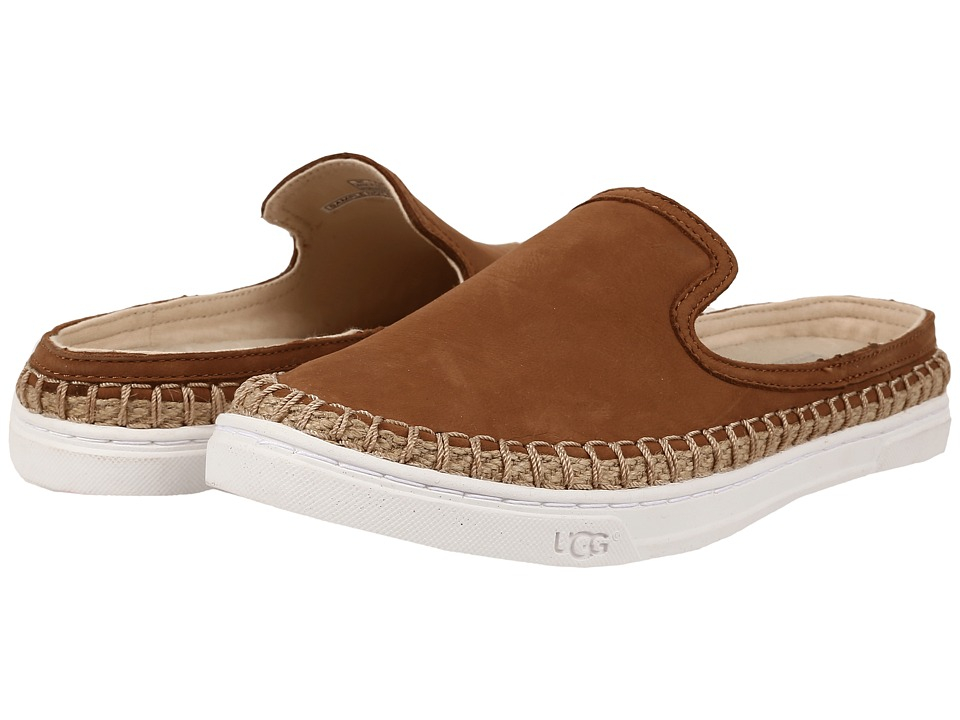 UGG Caleel (Chestnut Leather) Women