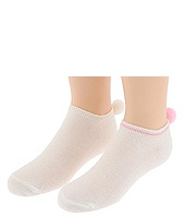 Jefferies Socks - Pom Ped 6 Pair Pack (Toddler/Little Kid/Big Kid)