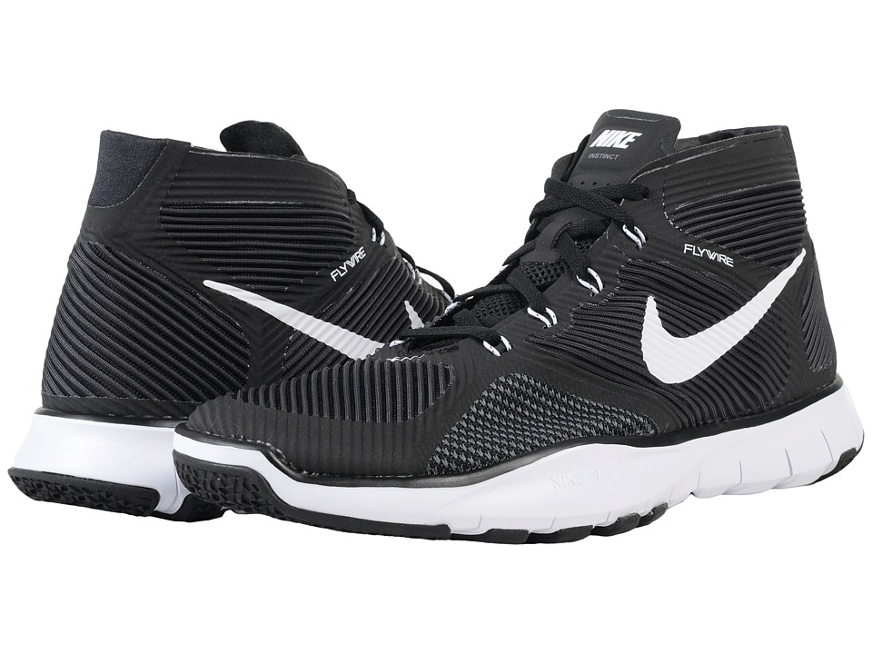 Nike - Free Train Instinct (Black/Dark Grey/White) Men