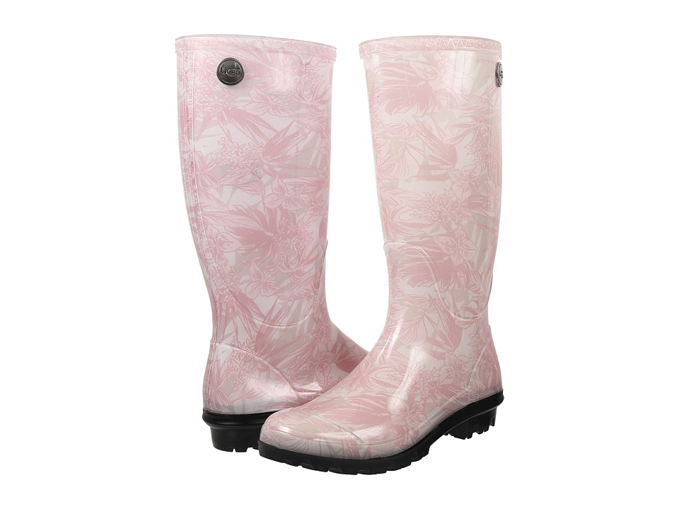 UGG - Shaye Island Floral (Tropical Blush Rubber) Women