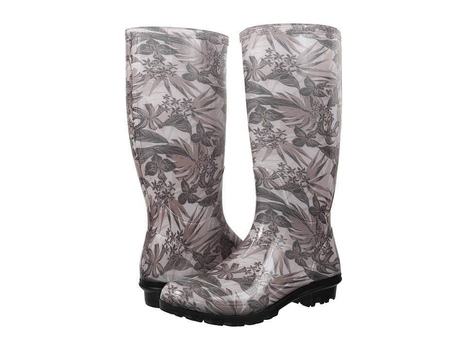 UGG - Shaye Island Floral (Tropical Black Rubber) Women