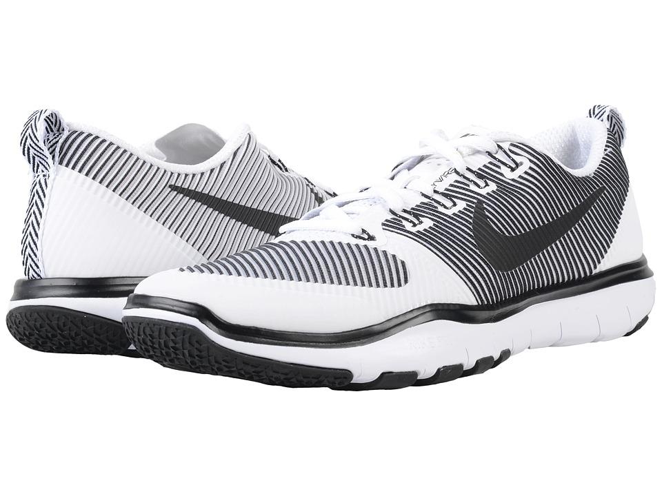 Nike Free Train Versatility (White/Black) Men