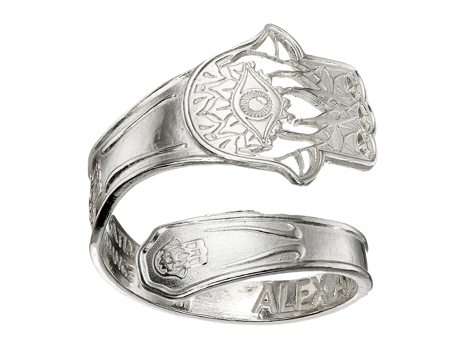 Path Of Life Alex And Ani Spoon Ring