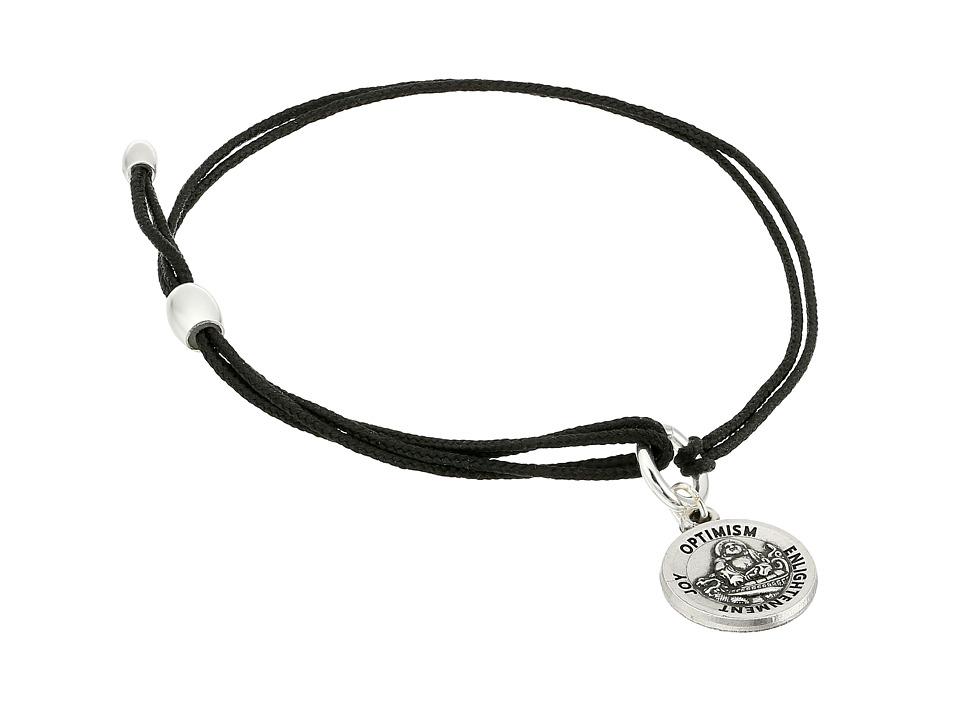 Alex and Ani Kindred Cord Charm Bracelet Laughing Buddha Bracelet