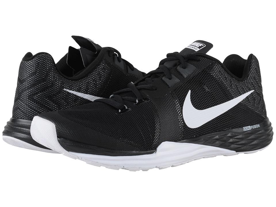 Nike Train Prime Iron DF (Black/Anthracite/Cool Grey/White) Men