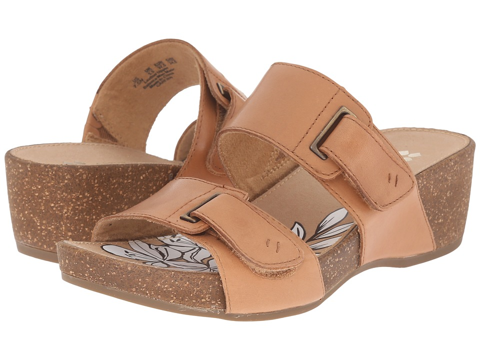 Naturalizer Carena Camelot Leather Womens Shoes