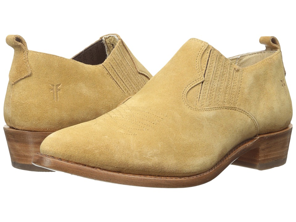 Frye Billy Shootie (Sand Oiled Suede)