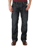 Buffalo David Bitton - Driven Basic Straight Jeans in Dark Worn Out