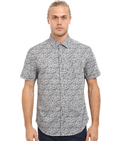 Original Penguin - Short Sleeve Faux Cuff Floral