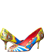 Dolce & Gabbana - Decolette Vernice Gloss St. Carretto
