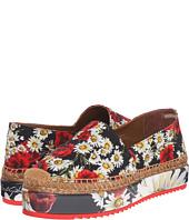 Dolce & Gabbana - Espadrillas Broccato Platform