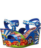 Dolce & Gabbana - St. Carrett Sandalo Zeppa