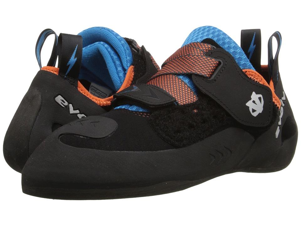 EVOLV Kronos Black/Orange Shoes