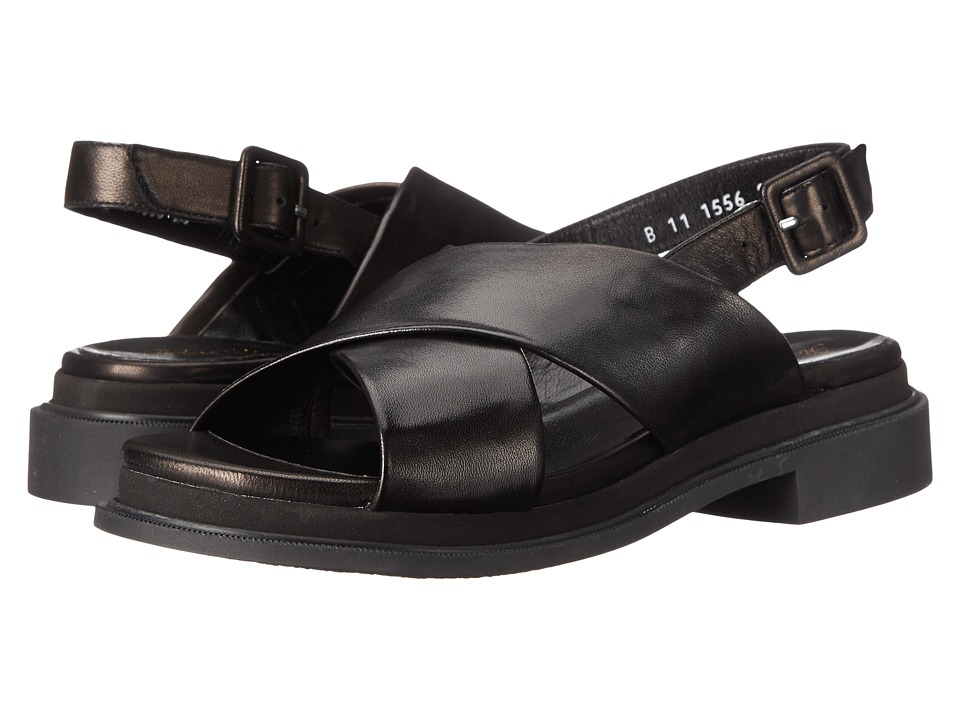 Robert Clergerie Calientek Black Nappa Womens Shoes