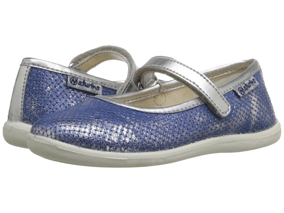 Naturino Nat. 7944 USA SS16 Toddler/Little Kid/Big Kid Blue Girls Shoes