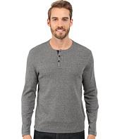 Kenneth Cole Sportswear - Long Sleeve Henley