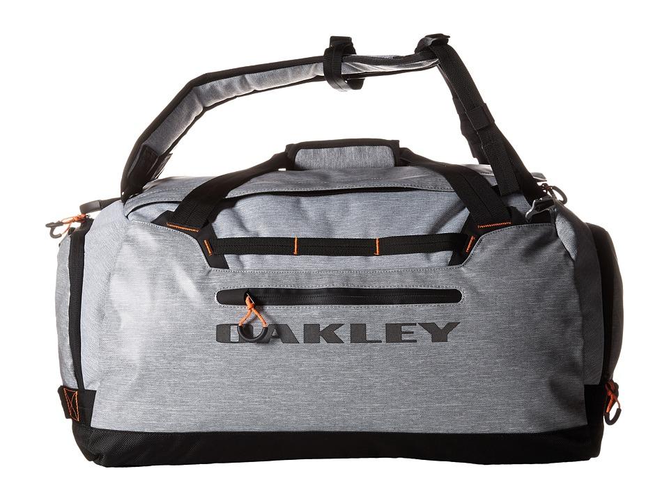 Oakley - Voyage 60 Duffel (Grigio Scuro) Duffel Bags