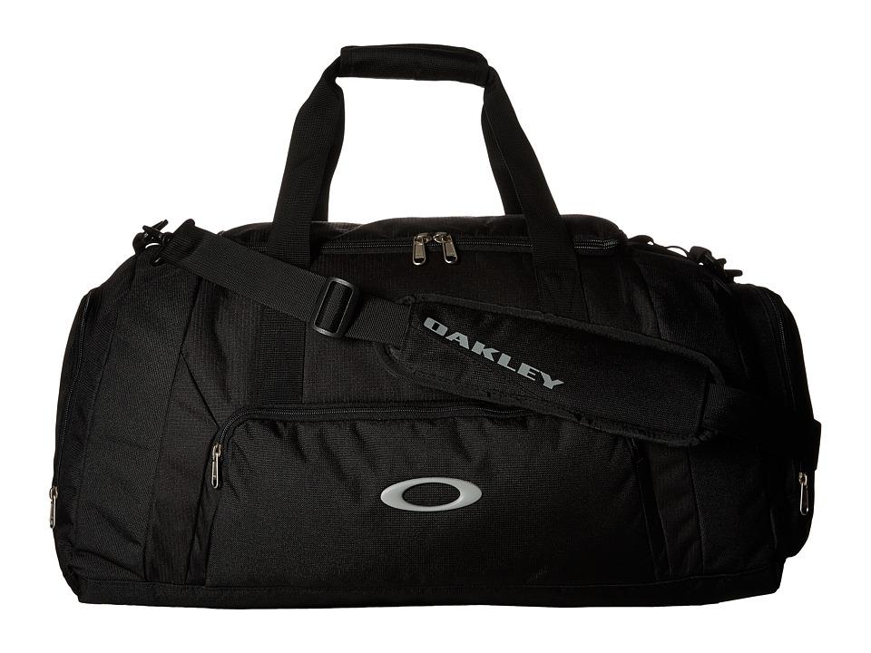 Oakley - Gym to Street Small Duffel (Jet Black) Duffel Bags