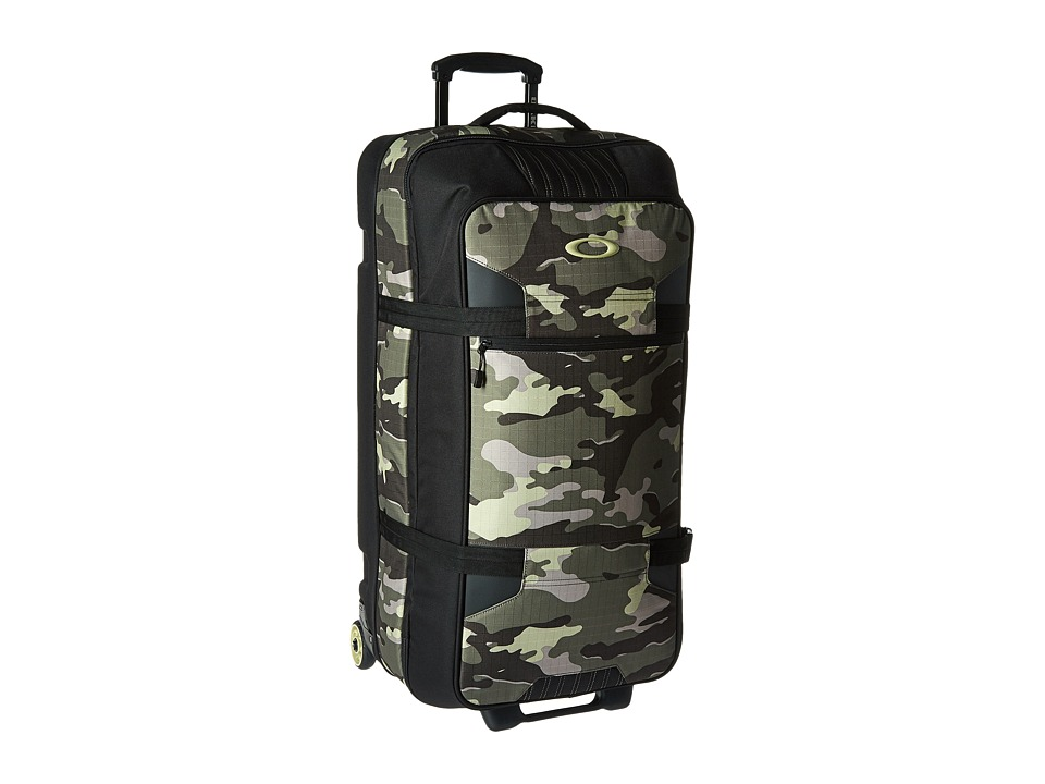 Oakley Vacationer Large Roller Olive Camo Pullman Luggage