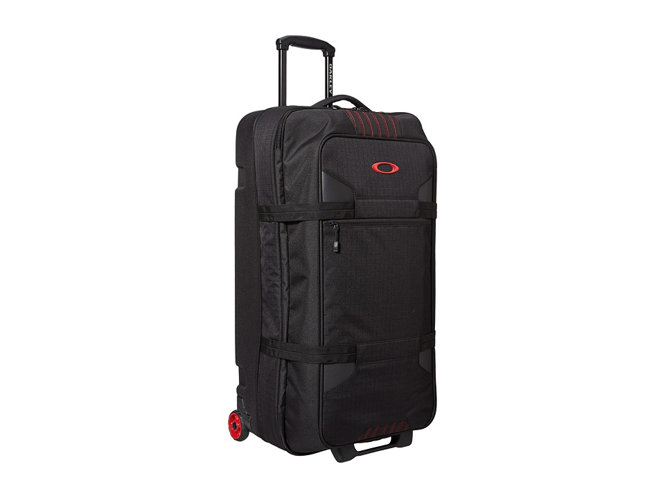 Oakley Vacationer Large Roller Jet Black Pullman Luggage