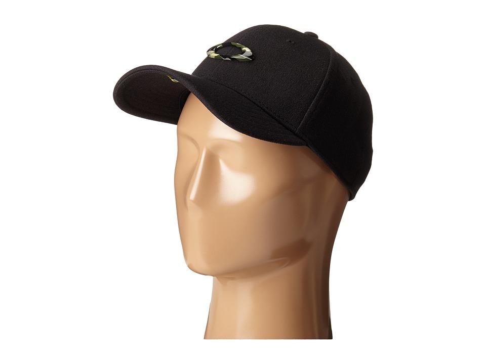 Oakley Tincan Cap Black/Graphic Camo Caps