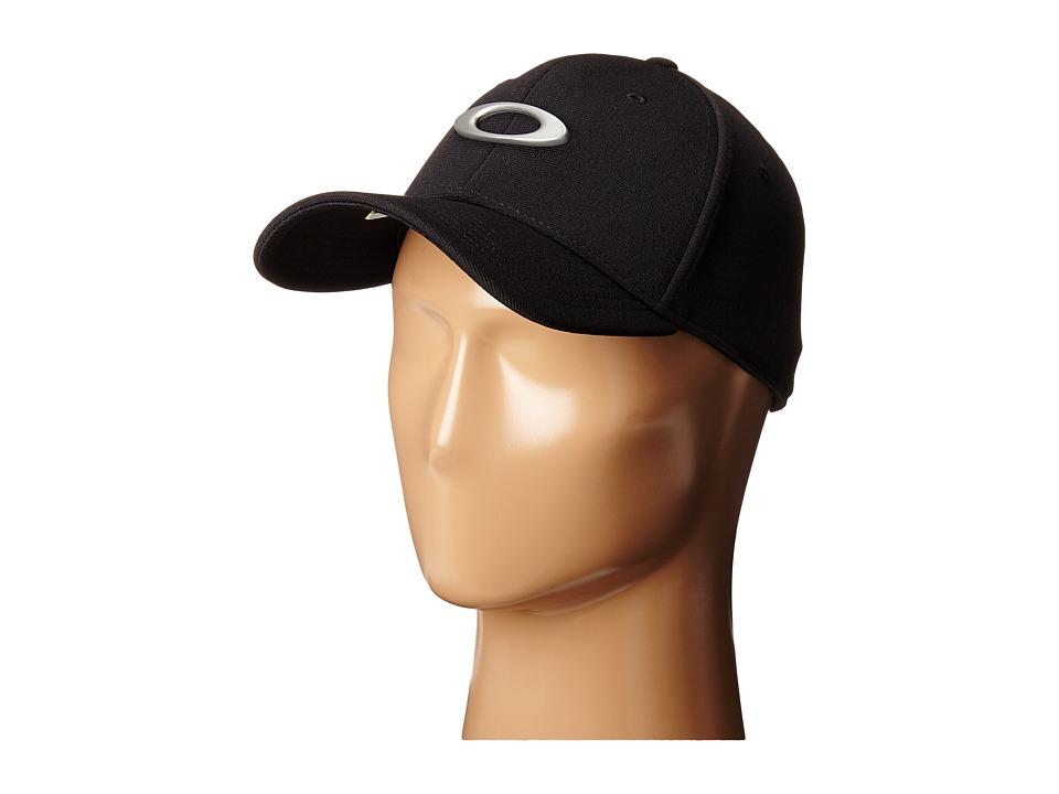 Oakley - Tincan Cap (Jet Black) Caps
