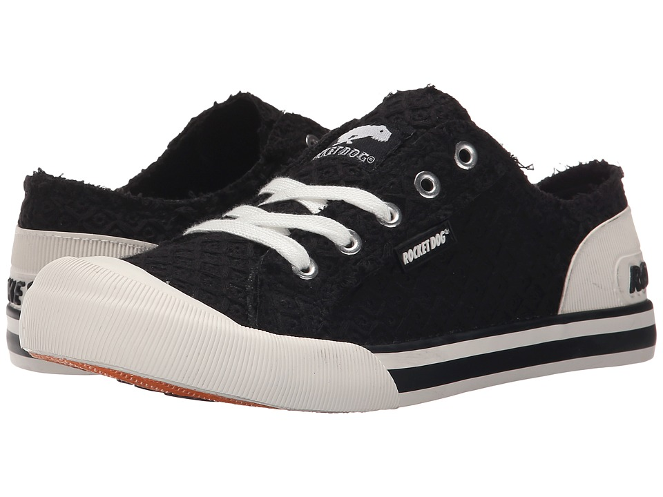 Rocket Dog Jazzin Black Kingsley Womens Lace up casual Shoes