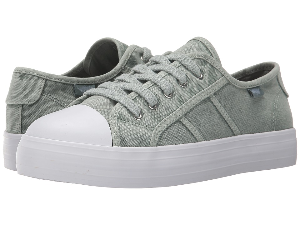 Rocket Dog Magic Mint Beach Canvas Womens Lace up casual Shoes