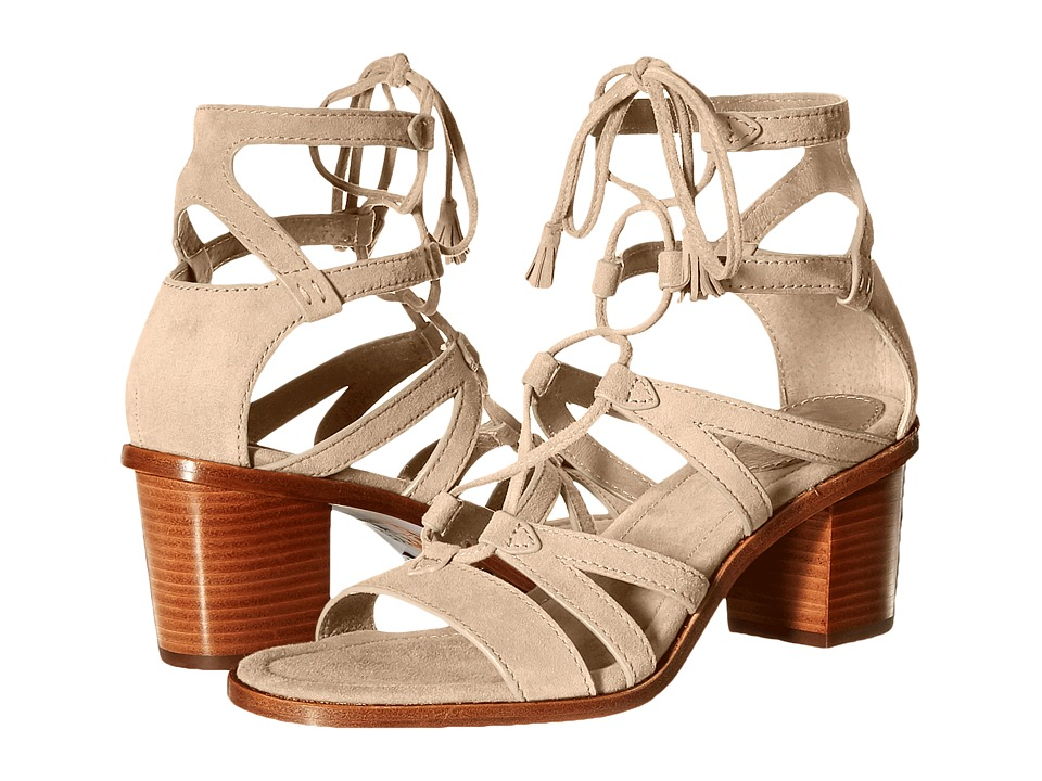 Frye - Brielle Gladiator (Grey Suede) High Heels