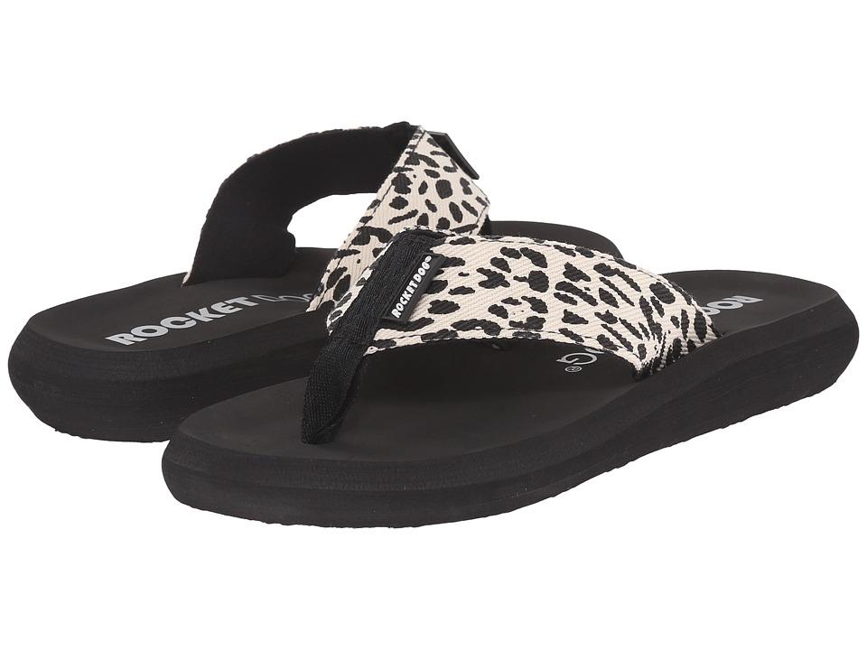 Rocket Dog Spotlight Comfort Natural Hot Trot Womens Sandals