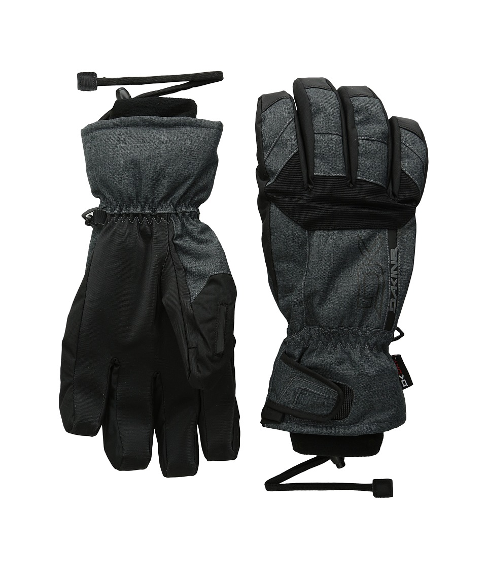 Dakine - Scout Short Glove (Carbon) Snowboard Gloves