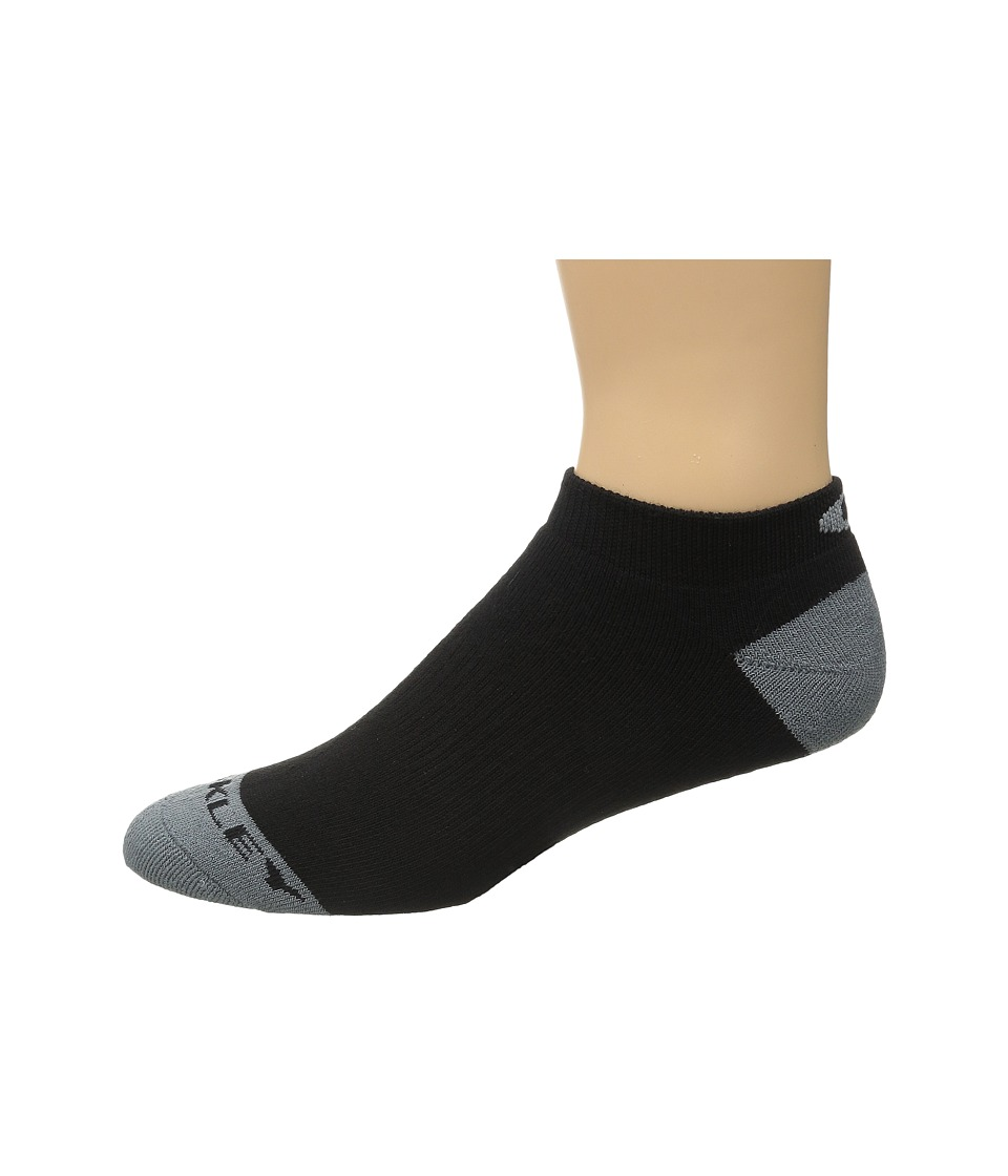 Oakley Performance Basic 5 Pack Low Cut Socks Black Mens Low Cut Socks Shoes