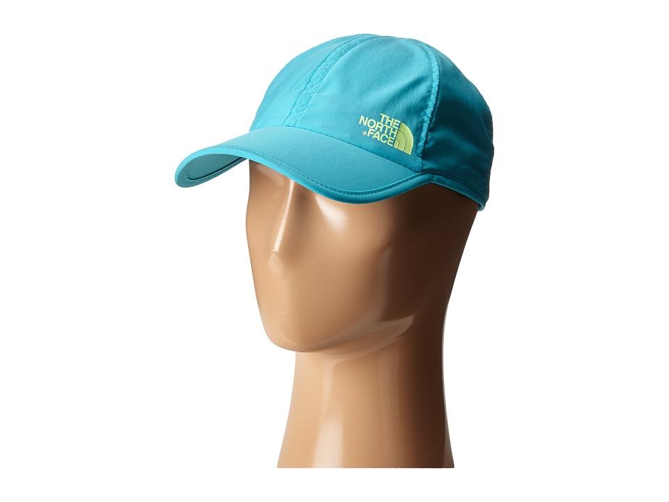 The North Face Breakaway Hat Bluebird/Budding Green Baseball Caps