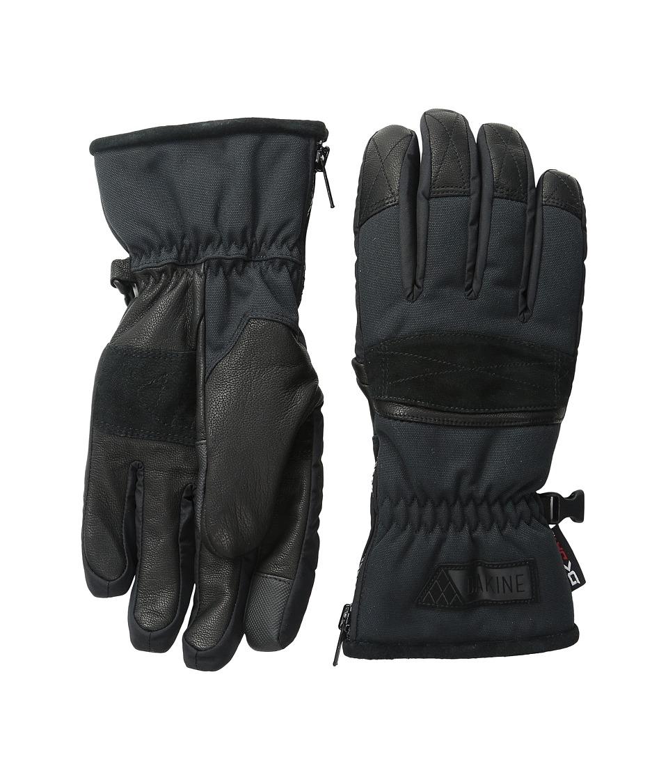 Dakine Corsa Glove Black Extreme Cold Weather Gloves